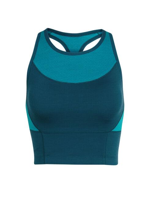 Women's Cool-Lite™ Meld Zone Long Sport Bra