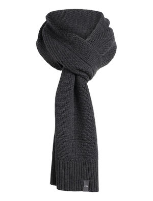 Unisex Merino Waypoint Scarf  A classic knit scarf made with soft, warm, and breathable 100% merino wool, the Waypoint Scarf is an everyday cold-weather essential.