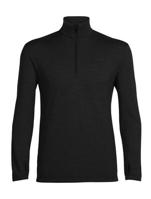 Merino Original Long Sleeve Half Zip Top