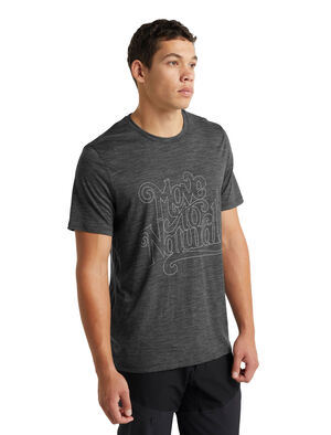 Merino Tech Lite II Short Sleeve T-Shirt Move to Natural