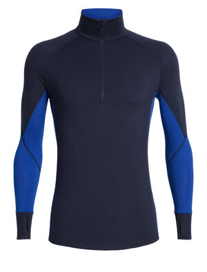BodyfitZONE™ 260 Zone Long Sleeve Half Zip