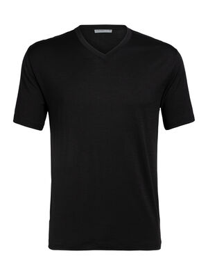 T-shirt manches courtes col V Ravyn