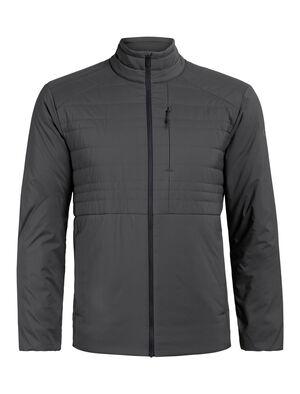 男款 MerinoLOFT™ Tropos Jacket Tropos夹克以可持续采购的纤维制成,内置merinoloft™保暖层,是一款轻盈、防风雨的高性能男款外套。