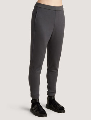 Womens Merino Tailored Trousers Smart trousers for work or weekends in naturally breathable fibers, the Merino Tailored Trousers have a soft and stretchy waistband, and sleek, secure pockets.
