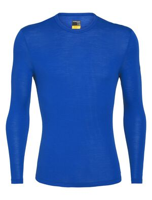 Mens Merino 175 Everyday Long Sleeve Crewe Thermal Top A classic, all-purpose base layer T-shirt made with soft and breathable 100% merino wool fabric, the 175 Everyday Long Sleeve Crewe is as versatile as it is comfortable.