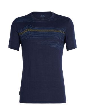 Tech Lite短袖圆领上衣(Linework)