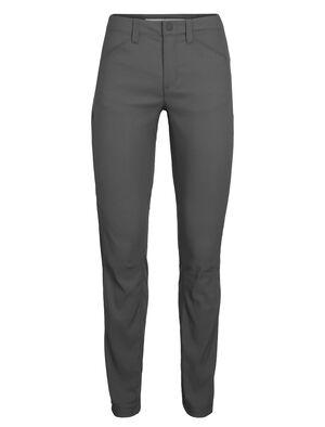 女款 Persist长裤 女款Persist长裤采用耐穿有弹性的布面与柔软的美丽诺羊毛混纺面料,实现舒适穿着,这款长裤用途广泛,是旅行、徒步远足和其他运动的理想选择。