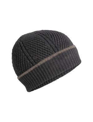 Unisex Merino Waypoint Beanie  A classic knit beanie made with soft, warm, and breathable 100% merino wool, the Waypoint Beanie is an everyday essential.
