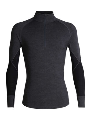BodyfitZone™ Merino 260 Zone Long Sleeve Half Zip Thermal Top