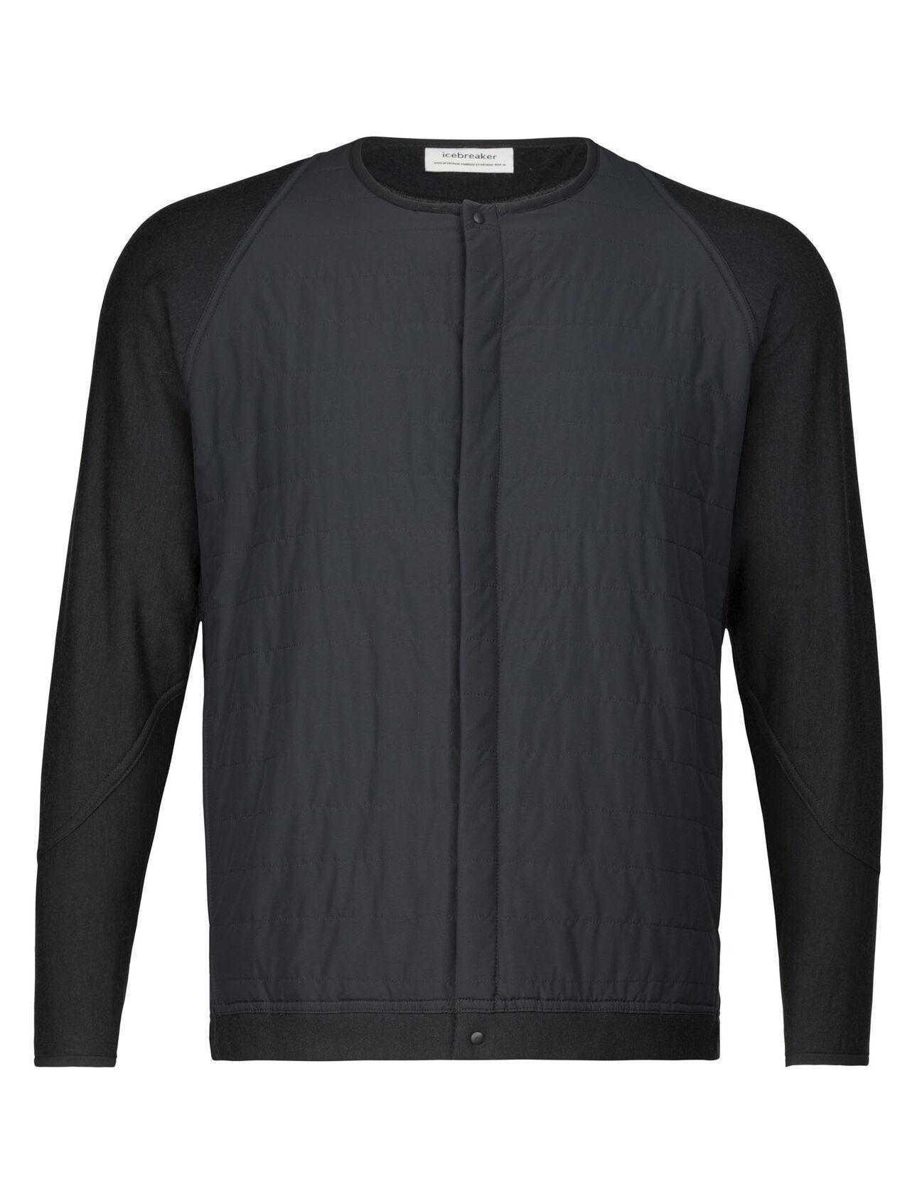 RealFleece® Merino Hybrid Cardigan