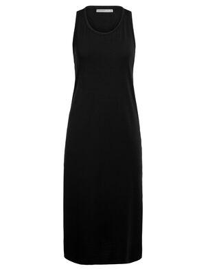 Cool-Lite™美丽诺羊毛Yanni背心中长裙