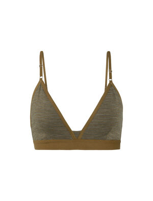 Womens Merino Siren Bra  A sleek, modern-fit bra with our soft and stretchy corespun merino wool fabric, the Siren Bra is comfortable, supportive and breathable.
