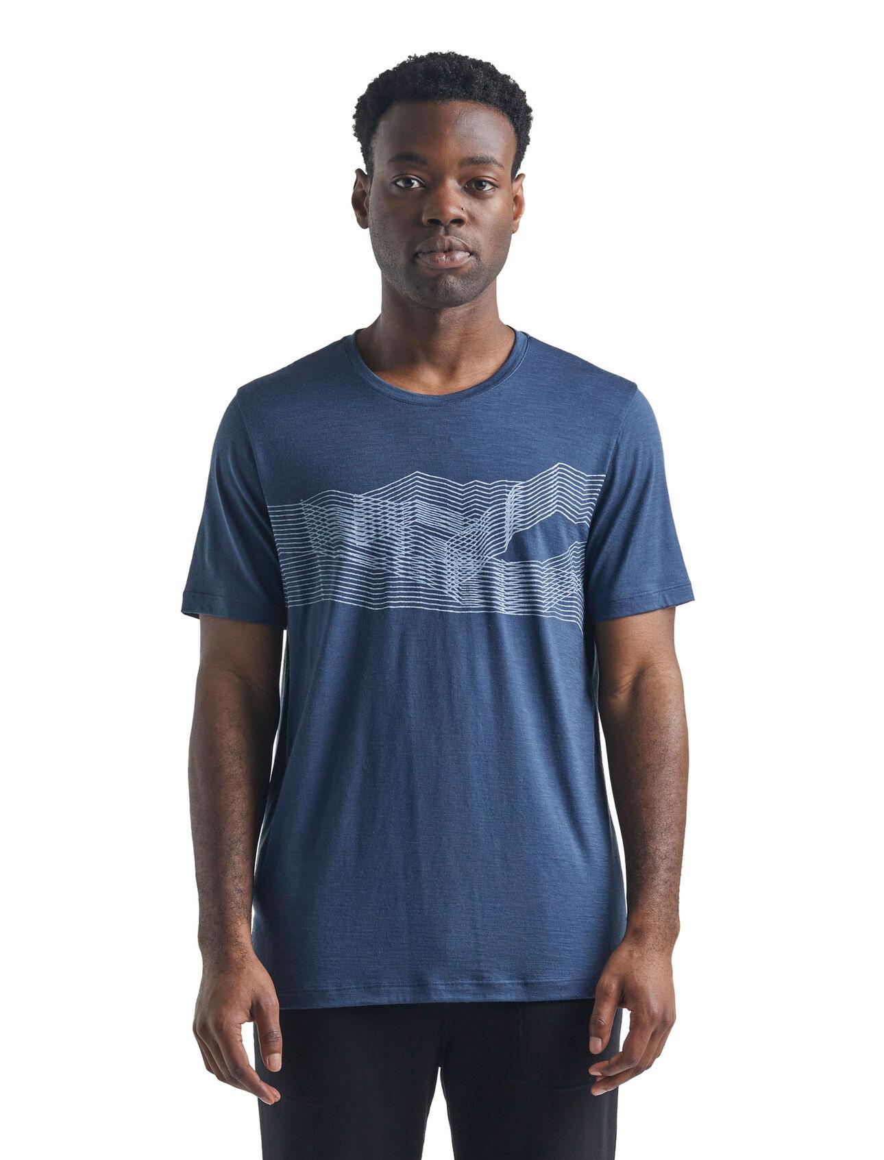 Merino Tech Lite Short Sleeve Crewe T-Shirt St Anton