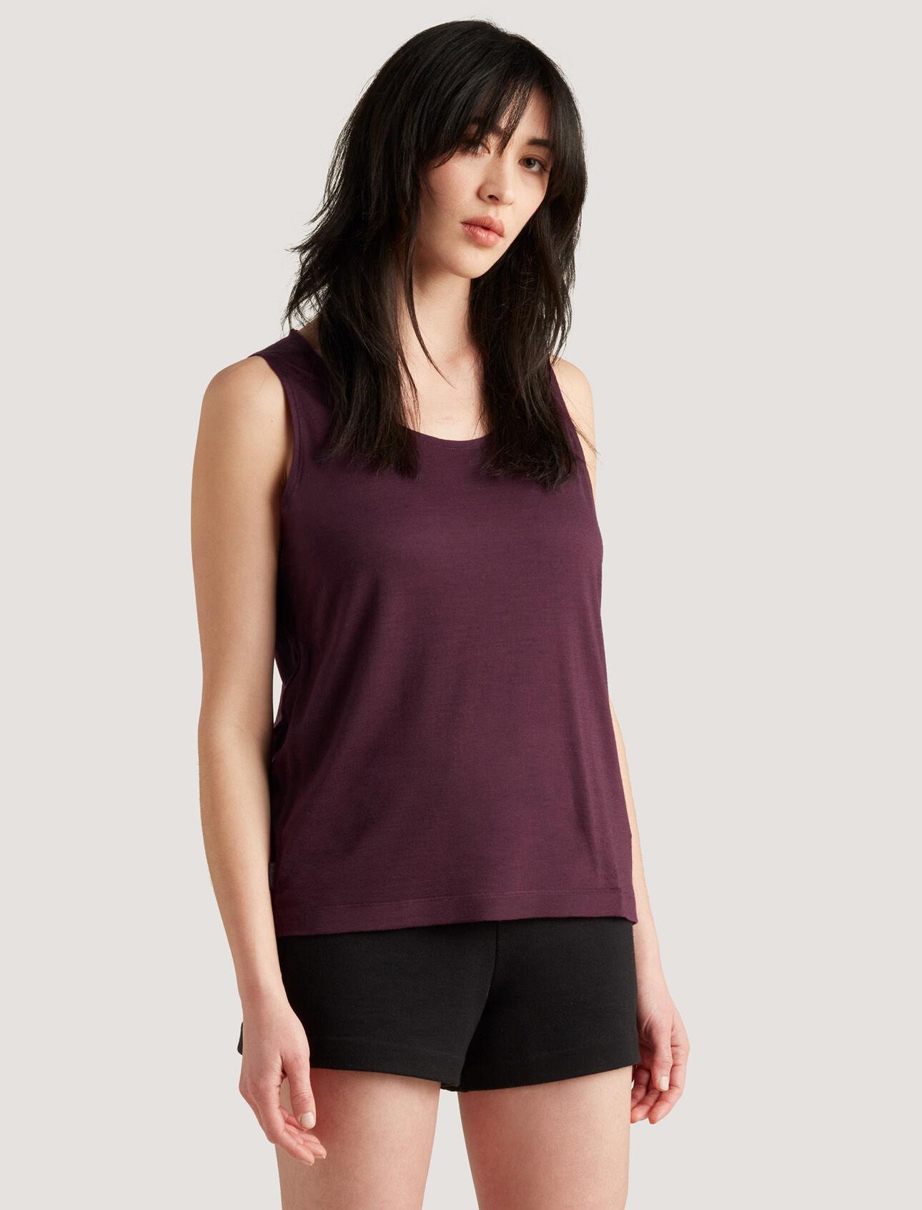 icebreaker City Label Cool-Lite™ Merino Vest Top