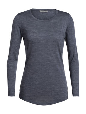 Cool-Lite™ T-shirt manches longues encolure dégagée Sphere