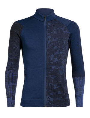 Mens Away II Long Sleeve Zip A versatile men's merino wool mid layer fleece, the Away II Long Sleeve Zip is a warm, breathable and odor-resistant jacket for adventures near and far.