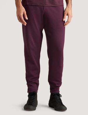 美丽诺羊毛合体裤