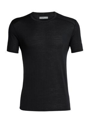 Cool-Lite™美丽诺羊毛Amplify短袖圆领T恤