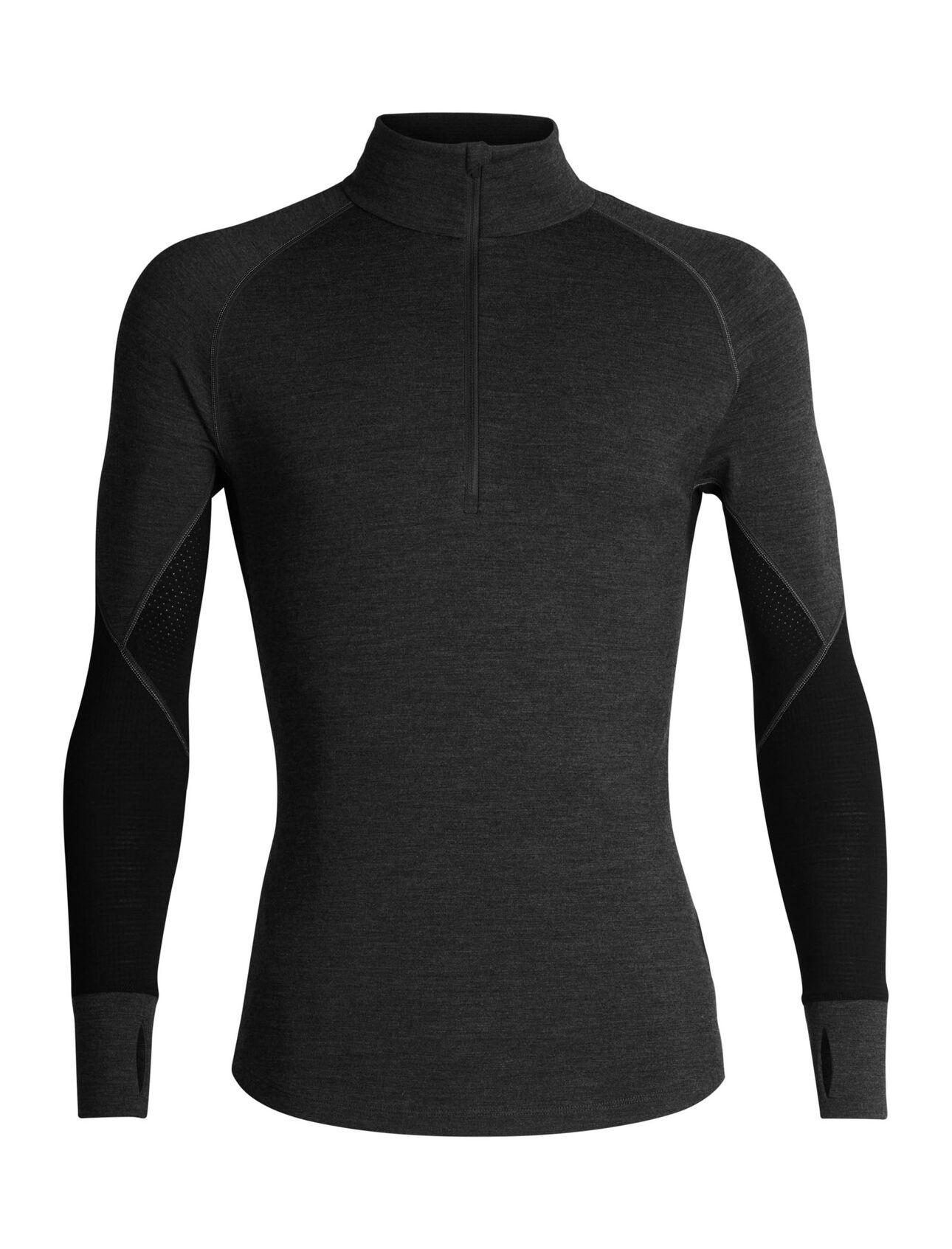 BodyfitZone™ Merino 260 Zone Long Sleeve Half Zip Thermal Top