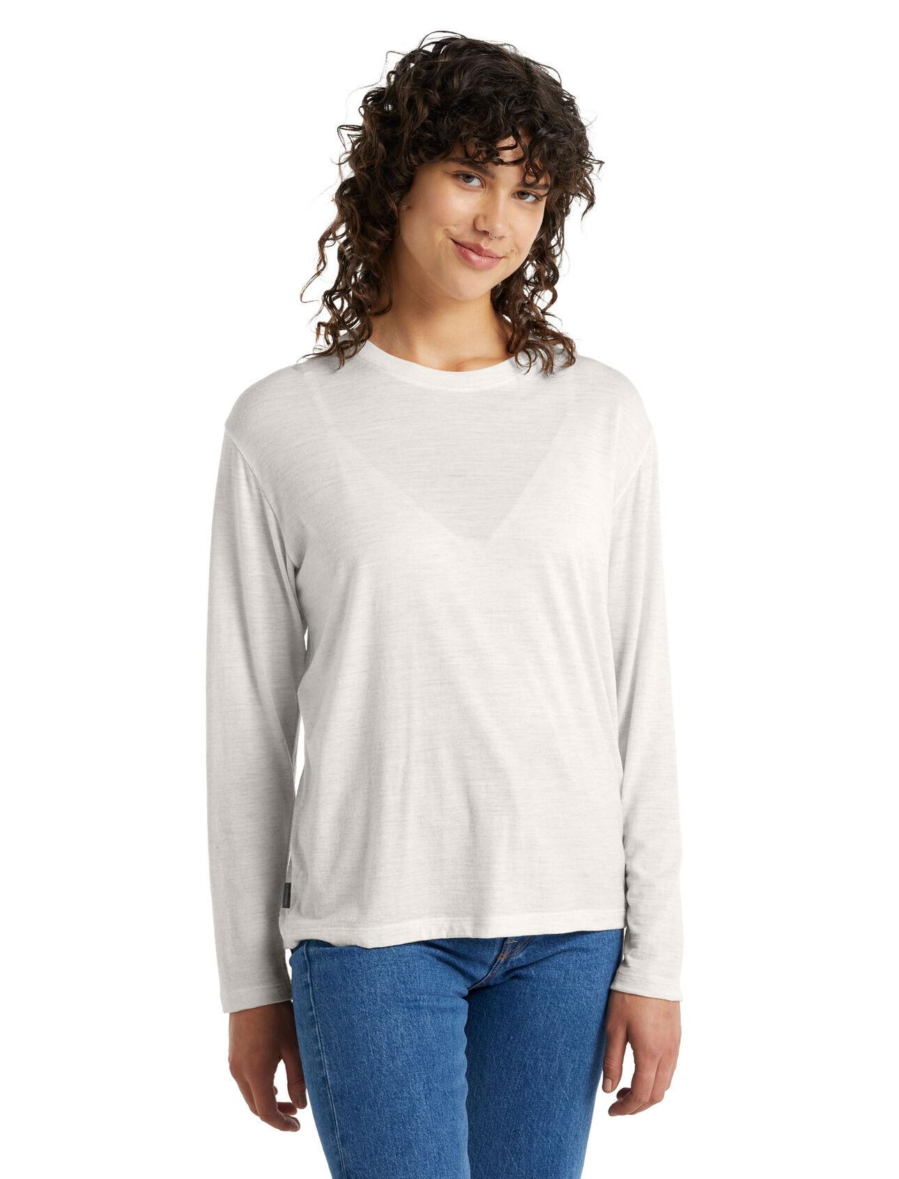 Granary långärmad t-shirt i merino