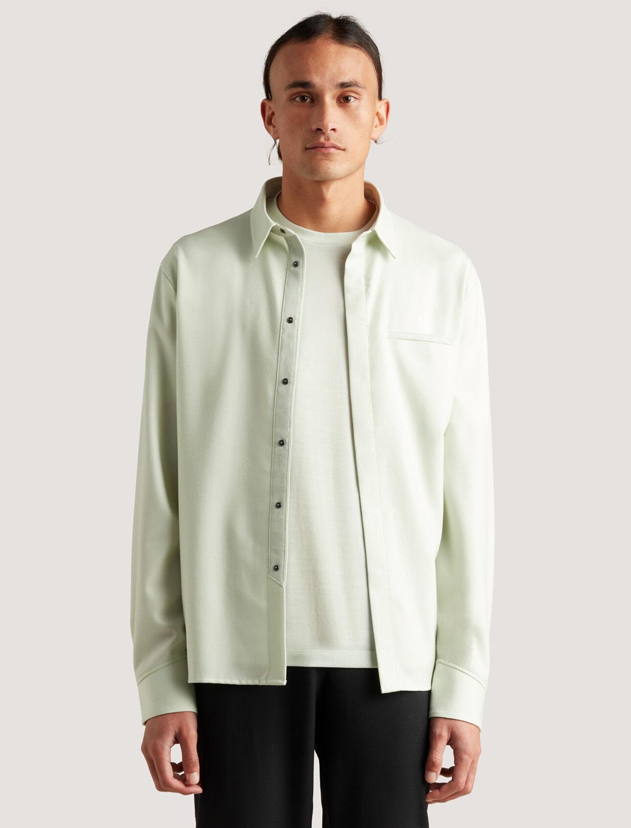 icebreaker City Label Merino Shirt