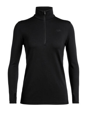 Womens Merino Original Long Sleeve Half Zip Top  The evolution of our pullover top that started it all, the Original Long Sleeve Half Zip features 100% natural merino wool that's ideal for travel or everyday wear.