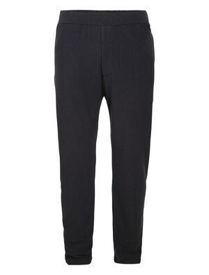 RealFleece® Merino Weite Hose mit schmalem Beinabschluss