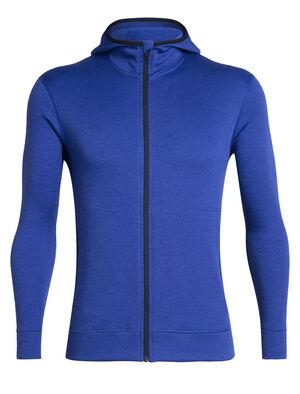 Elemental Long Sleeve Zip Hood