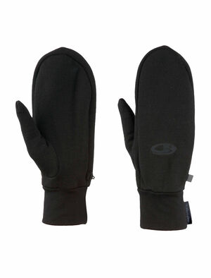 Unisex RealFLEECE® Sierra Mittens Our warmest merino wool mittens for cold trail adventures, the Sierra Mittens feature our RealFLEECE® fabric.