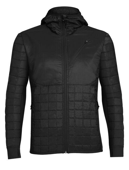 MerinoLOFT™ Helix Long Sleeve Zip Hood