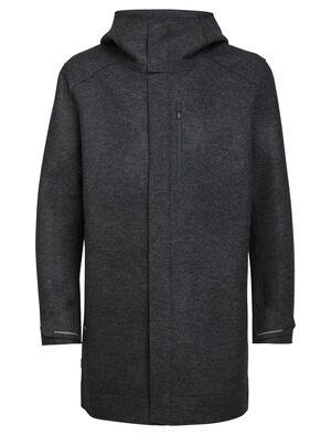 Merino Ainsworth Hooded Jacket