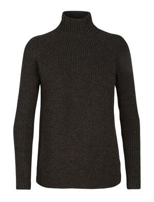 Sweater col cheminée Hillock