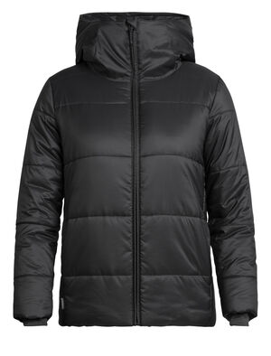 Womens MerinoLoft™ Collingwood Hooded Jacket  A cold-weather puffy with insulating warmth inspired by nature, the Collingwood Hooded Jacket features our MerinoLoft™ insulation for frigid temperatures at home or away.