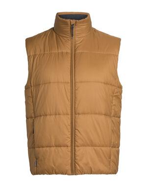 Homme MerinoLOFT™ Collingwood Vest  Essentielle par temps froid grâce à son isolation chaude inspirée par la nature, la veste Collingwood comporte du MerinoLoft™ pour les froids intenses.
