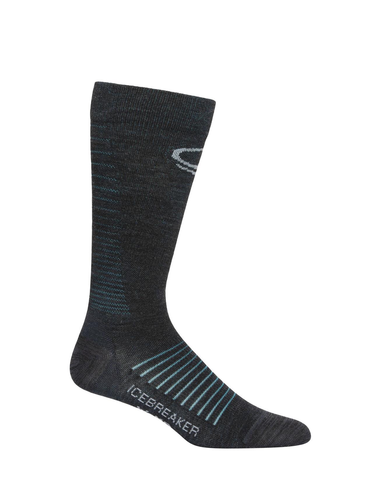 Merino Ski+ Compression Ultralight Over the Calf Socks