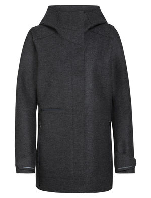 Merino Ainsworth Hooded Jacket