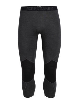 BodyfitZone™ Merino 260 Zone 3/4 Thermal Leggings