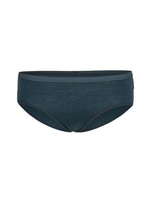 女款 Siren低腰三角内裤 Siren低腰三角内裤选用格外轻盈的美丽诺羊毛混纺包芯面料,耐穿且格外柔软,富有弹性,是一款十分舒适、适合日常选择的内裤。