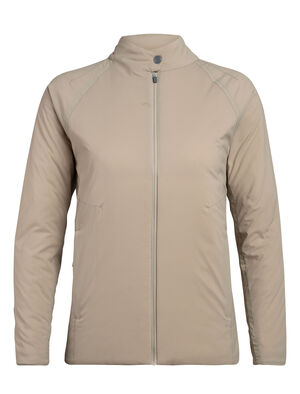 Womens MerinoLoft™ Tropos Jacket A lightweight and weather-resistant women's insulated layer made with our merinoloft™ insulation, the Tropos Jacket is high performance and  made with sustainably sourced fibers.