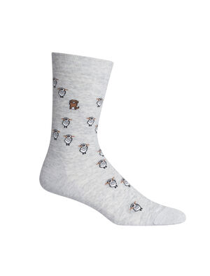 Unisex Lifestyle Fine Gauge Crew Sheep Herding Lightweight casual socks perfect for everyday use, the Lifestyle Fine Gauge Crew Sheep Herding combines premium merino wool comfort with a durable construction.