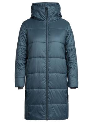 女款 MerinoLoft™ Collingwood中长款带帽夹克 Collingwood中长款带帽夹克采用MerinoLoft™保暖层,令您无论在城市周边或出国活动都不惧严寒,以自然为灵感,打造抵御寒冷的保暖佳选。