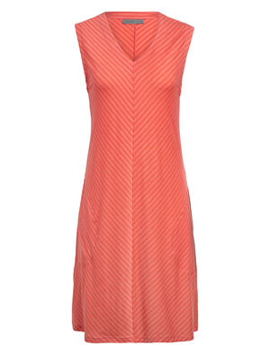 Cool-Lite™美丽诺羊毛Elowen无袖连衣裙