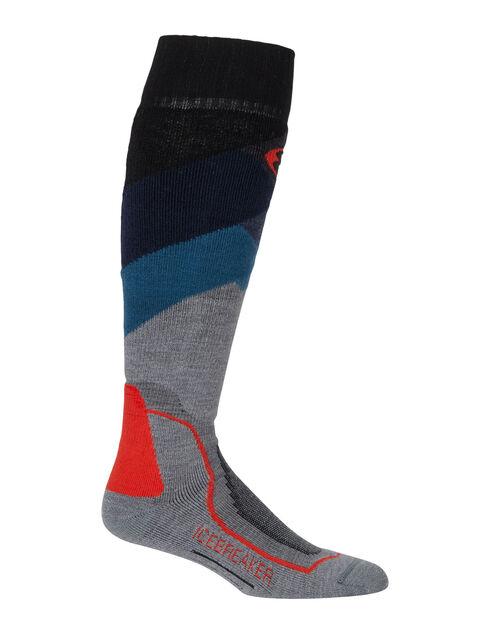 Ski+中厚及膝滑雪袜(Glades)