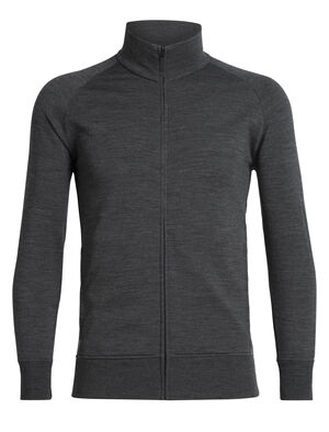 Mens RealFleece® Merino Lydmar Long Sleeve Zip Jacket A relaxed fit men's merino wool fleece mid layer with our realfleece® fabric and corespun fibers for durability and stretch, the Lydmar Long Sleeve Zip is an everyday mid layer jacket perfect for hiking and travel.
