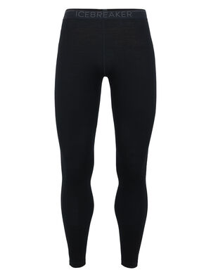 Mens Merino 260 Tech Thermal Leggings Midweight base layer bottoms perfect for skiing, winter hiking, or cold-weather layering, the 260 Tech Leggings are a warmer version of our best-selling Oasis Leggings, made with 100% merino wool.