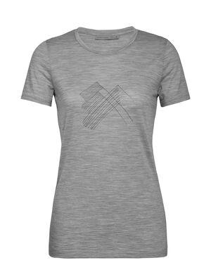 Merino Spector Short Sleeve Crewe T-Shirt Snap Head