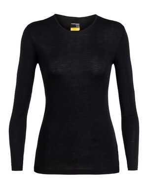 Womens Merino 175 Everyday Long Sleeve Crewe Thermal Top A classic, all-purpose base layer T-shirt made with soft and breathable 100% merino wool fabric, the 175 Everyday Long Sleeve Crewe is as versatile as it is comfortable.