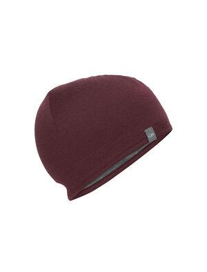 男女通用 男女通用Pocket帽子 Pocket帽子设计简约,采用贴合头部的裁剪,可双面佩戴,正反两色,保暖舒适,是一款以100%美丽诺羊毛制成的多功能冬帽。