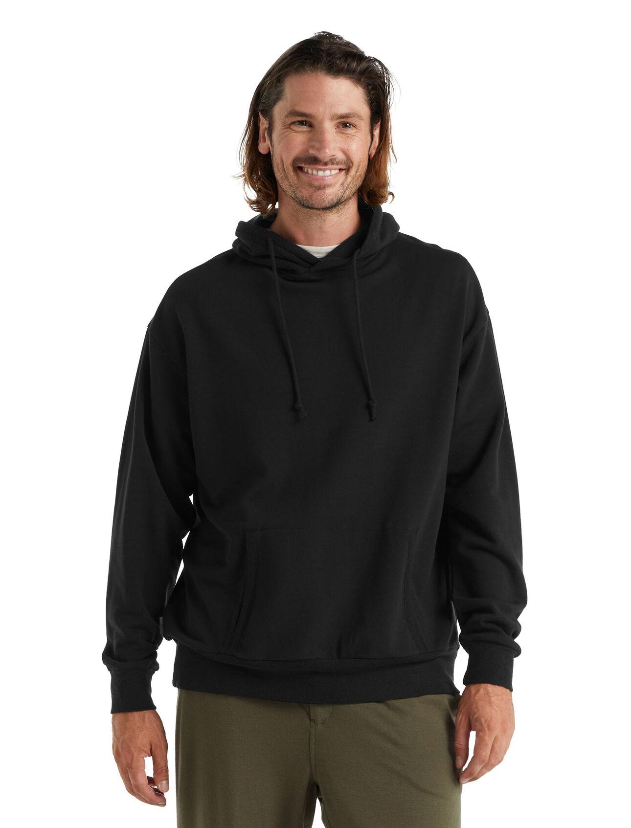 RealFleece™ Merino Dalston Long Sleeve Hoodie