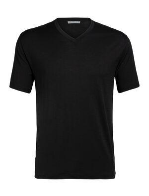 Ravyn T-shirt met korte mouwen en V-hals